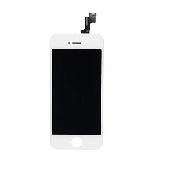 Screen iPhone 5S White LCD Display - Loctus