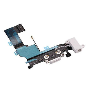 Charging Flex Cable iPhone SE White