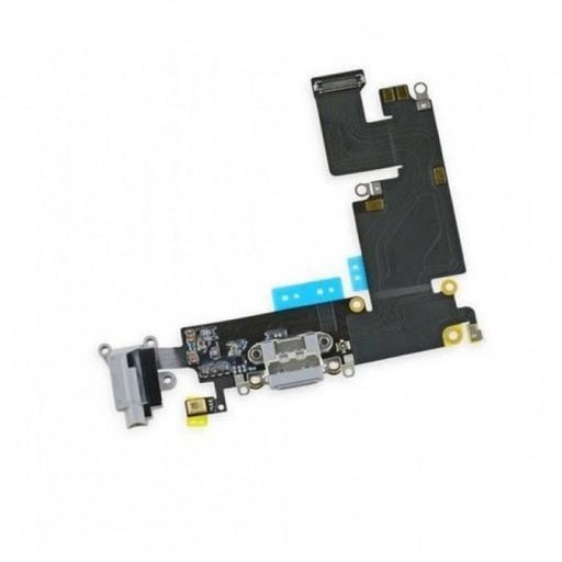 Charging Flex Cable iPhone 6S Silver - Loctus
