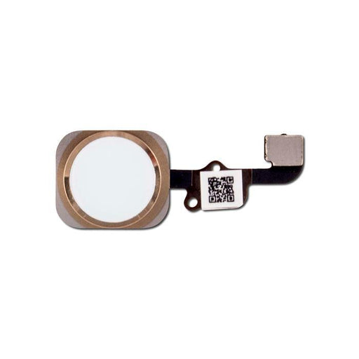 Home Button  iPhone 6S Gold - Loctus