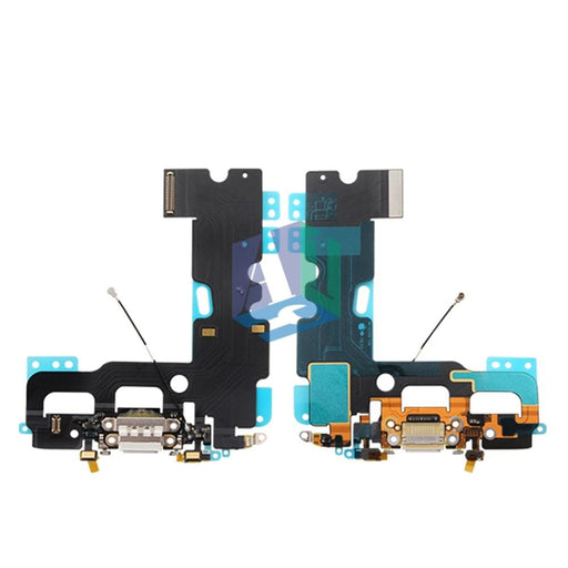Charging Flex Cable iPhone 7 Black - Loctus