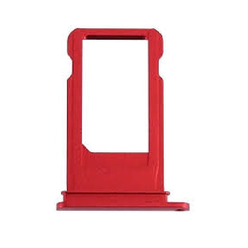 SIM Card Tray iPhone SE 2020 Red