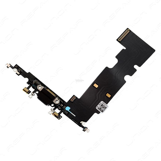 Charging Flex Cable iPhone 8 Plus Black - Loctus