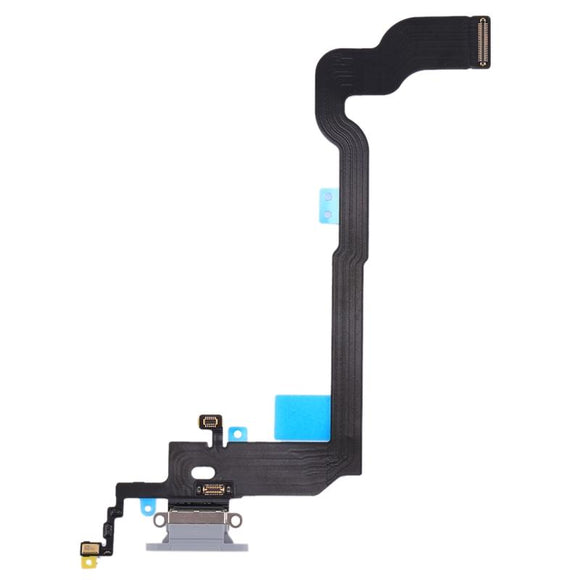 Charging Flex Cable iPhone X Black