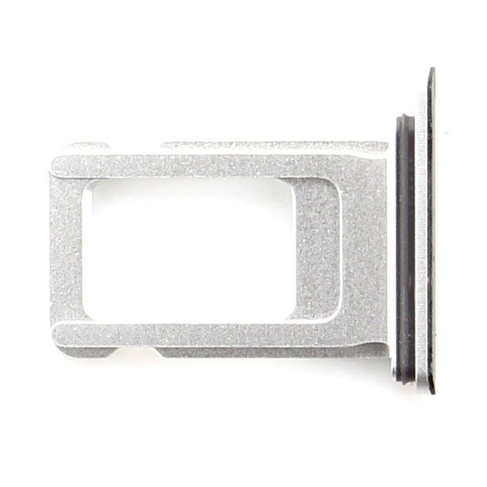 SIM Card Tray iPhone XR White - Loctus
