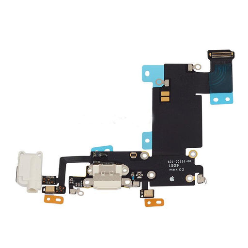 Charging Flex Cable iPhone 6S Plus Silver - Loctus