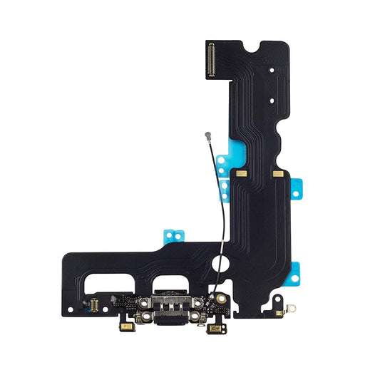 Charging Flex Cable iPhone 7 Plus Black - Loctus