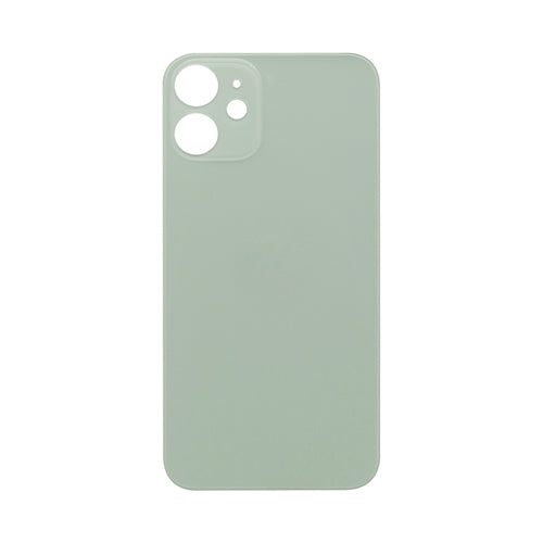 Back Cover Glass (big hole) iPhone 12 Mini Green