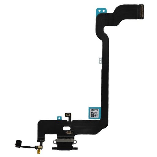 Charging Flex Cable iPhone XS Silver - Loctus