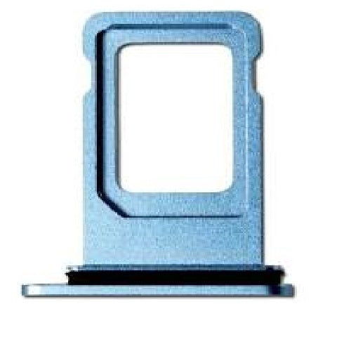 SIM Card Tray iPhone XR Blue - Loctus