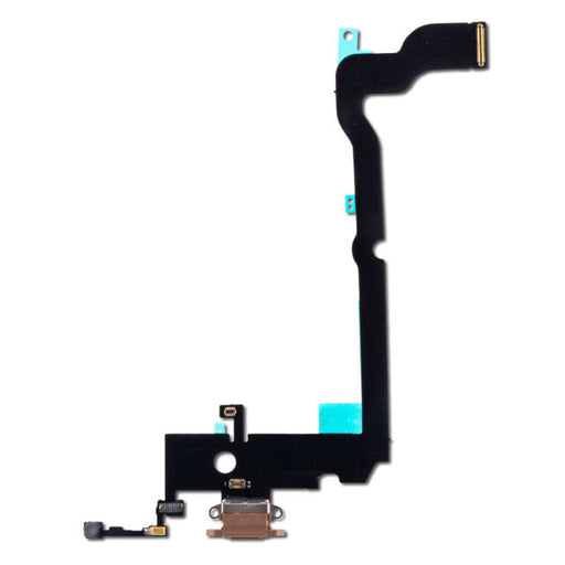 Charging Flex Cable iPhone XS MAX Black - Loctus