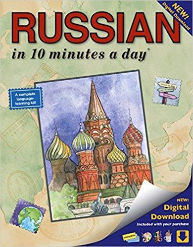 Russian in 10 minutes a day Workbook