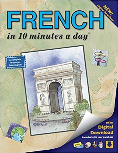 French in 10 minutes a day Workbook