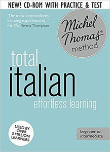Learn Italian with the Michel Thomas Method