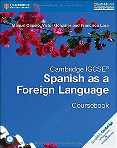 Spanish as a Foreign Language Coursebook with Audio CD