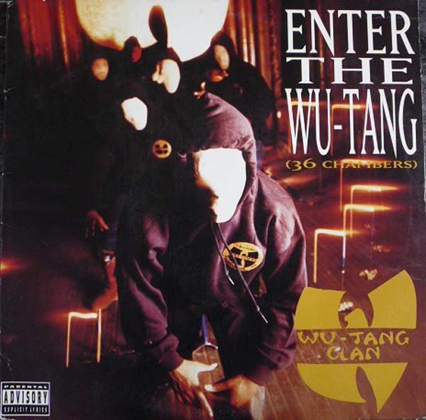 Wu-Tang Clan ‎– Enter The Wu-Tang (36 Chambers) LP Record 2000 Vinyl Reissue - TigerSo