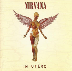 Nirvana ‎– In Utero (2013 Mix) 2xLP Record Vinyl New - TigerSo