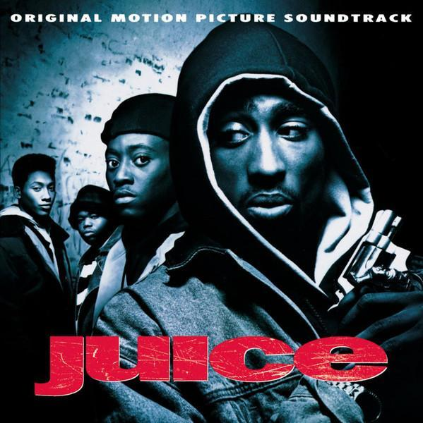 Juice Original Motion Picture Soundtrack LP Record Vinyl New - TigerSo