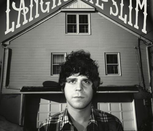 Langhorne Slim ‎– When the Sun's Gone Down Blue Vinyl Record LP New - TigerSo