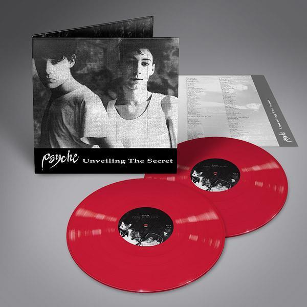 Psyche  Unveiling The Secret Brand New Red Vinyl Record - TigerSo