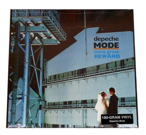 "SEALED & MINT - DEPECHE MODE - SOME GREAT REWARD - 12"" VINYL LP / 180g RECORD 81227960841 - TigerSo"