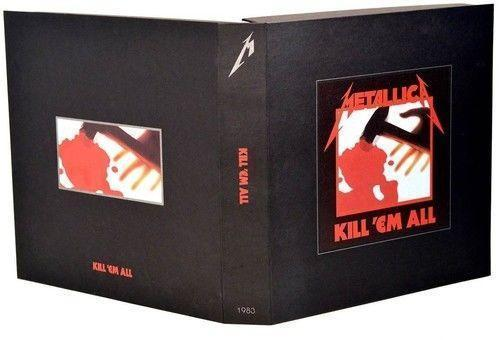 Metallica - Kill Em All  2016 [Vinyl New] - TigerSo
