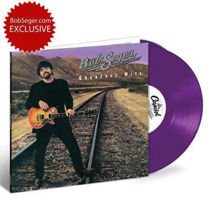 bob seger & the silver bullet band greatest hits purple vinyl 2 lp new sealed - TigerSo