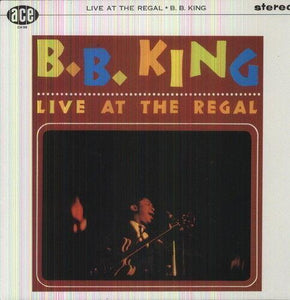 B.B. King - Live at the Regal [New Vinyl] UK - Import - TigerSo