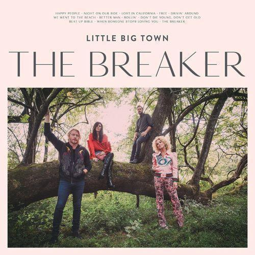The Breaker [LP] - Little Big Town (Vinyl, 2017, Capitol) - FREE SHIPPING 602557420814 - TigerSo