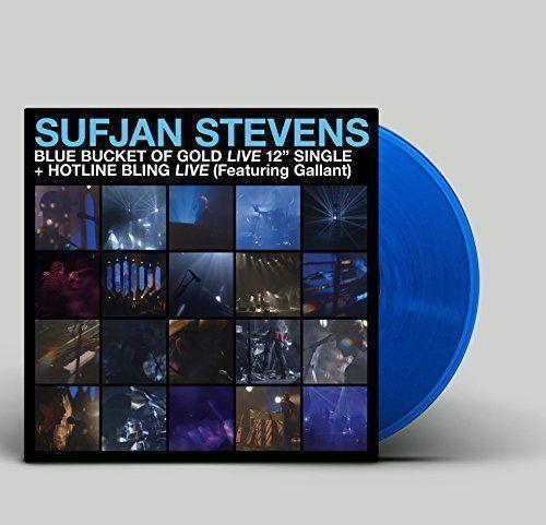 Carrie & Lowell Live Translucent Colored Vinyl - Sufjan Stevens PREORDER - TigerSo