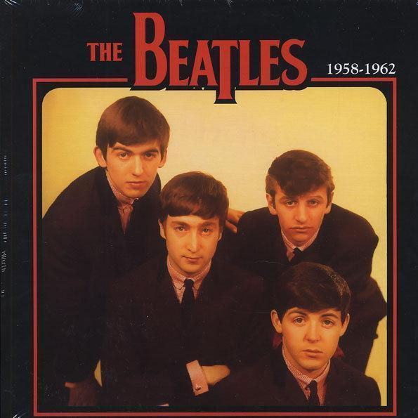 THE BEATLES 1958-1962 Deluxe Limited Ed. Box Set 140 gram VINYL LP IMPORT NEW - TigerSo