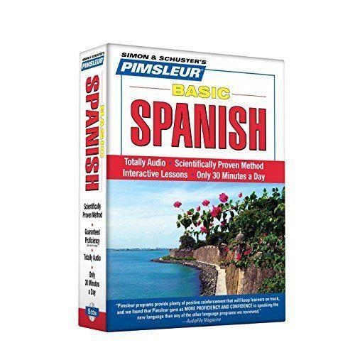 Pimsleur Spanish Basic Course