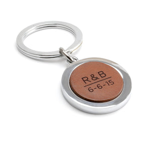 Engraved Keychains for Couples - Couple Keychains by Craftive