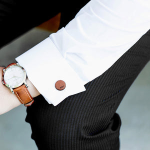 Groomsmen Cufflinks - Wedding Cufflinks