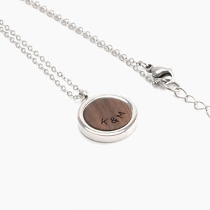 Initial Necklace - Anniversary Gifts for Wife by Craftive