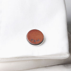 Unique Cufflinks - Wedding Anniversary Gift Ideas by Craftive