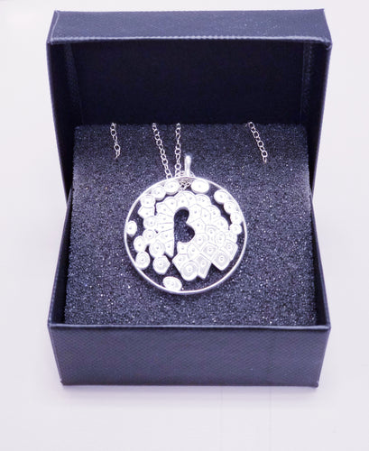 Type 1 Diabetes Awareness Necklace
