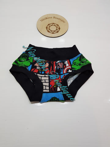 Underwear Boys - Marvel Size: 1