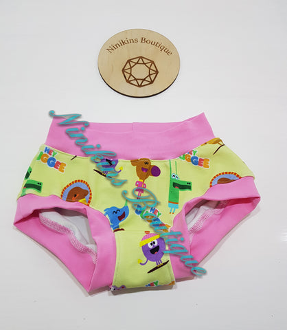 Girls Underwear - Hey Duggee Size: 4