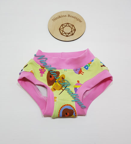 Girls Underwear - Hey Duggee Size: 1