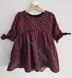 Bristol Top/Dress - Posies Size: 2