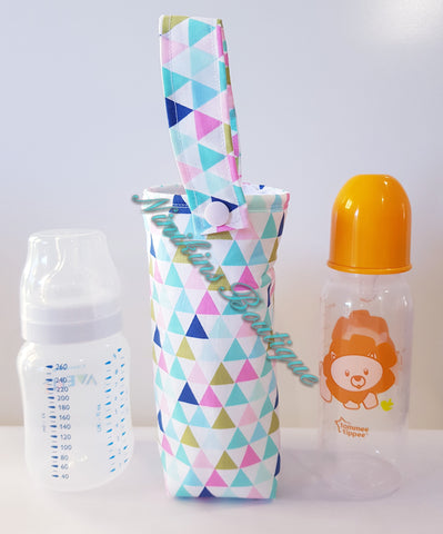 Insulated Bottle Holder Standard - Pastel
