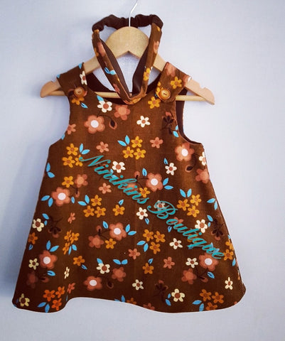 Pinafore Dress Size: 0-1