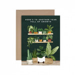 Full of Growth Birthday Greeting Card