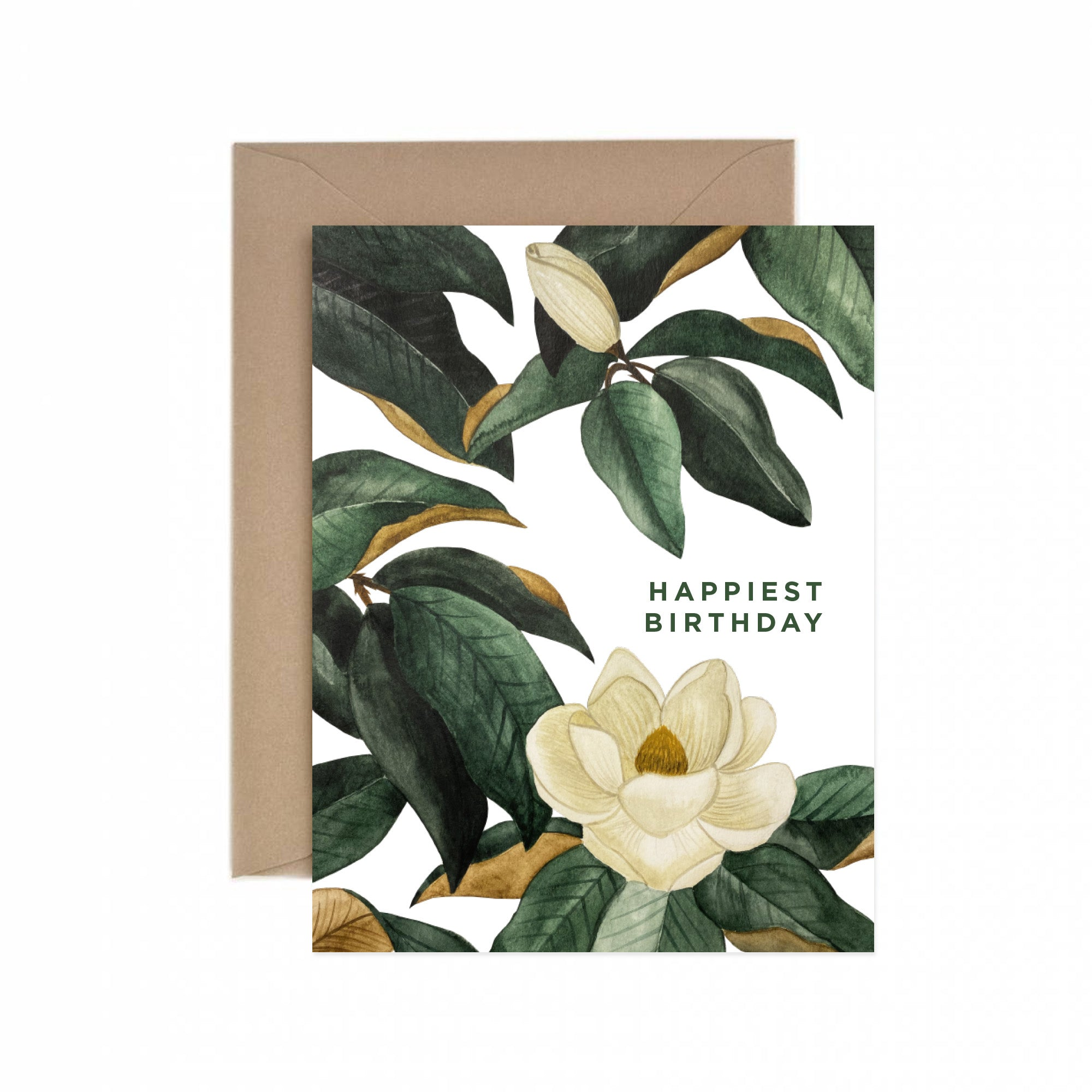 Magnolia Happiest Birthday Greeting Card