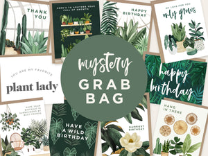 10 Cards for $10  |  Mystery Grab Bag