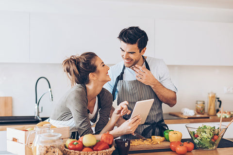 Easy Recipes for Couples