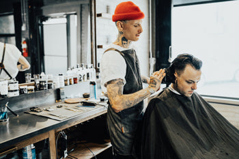Enso Rings salutes Curriculum, masters of handcrafted hair