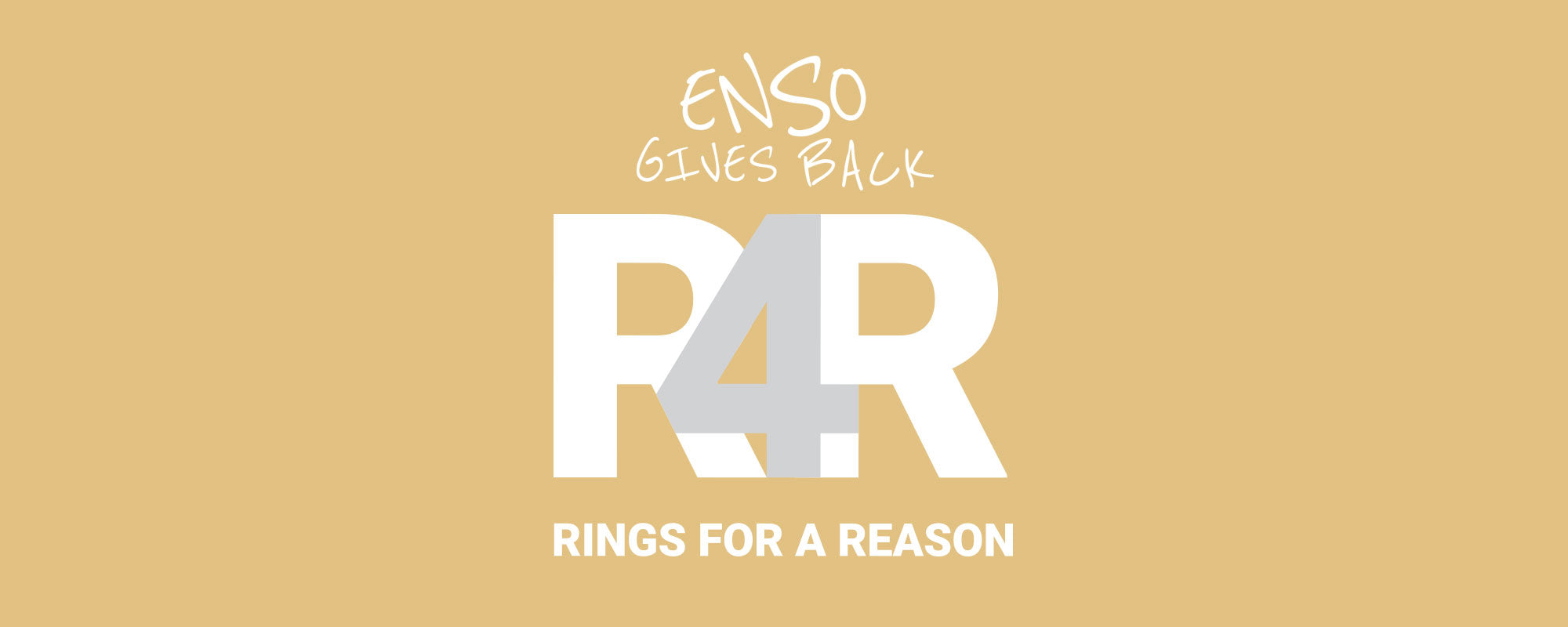 Enso Gives Back with Rings for a Reason