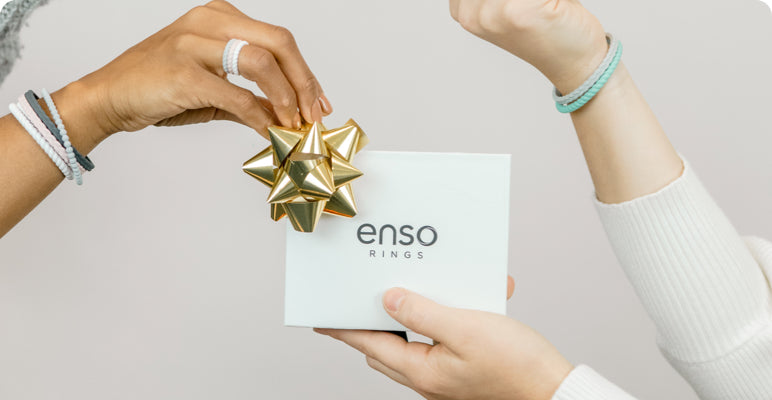 Give the Gift of Enso Rings